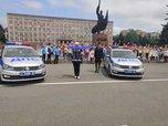 Акция «Дальний Восток без ДТП» прошла сегодня на центральной площади Уссурийска