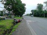 В Уссурийске в ДТП погиб мотоциклист