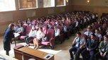 В уссурийске инспектор ОПДН напомнила 200 первокурсникам об ответственности за правонарушения