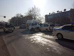 В Уссурийске водитель маршрутки насмерть сбил ребенка на переходе