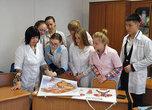 Медкласс для школьников заработал в Уссурийске