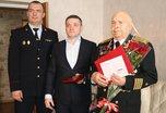 Ветерану войны Владимиру Кузьмину – 95 лет