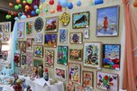 Выставка «Вернисаж талантов» открылась в Уссурийске