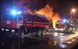 В ходе тушения пожара в жилом доме в Уссурийске сотрудники МЧС спасли 3-х женщин