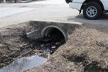 Состояние уссурийских дорог после зимы проверил Евгений Корж