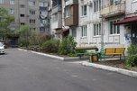 Еще четыре придомовые территории благоустроены в Уссурийске