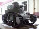 Раритетный танк МС-1 пройдет по Уссурийску во время парада Победы