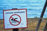 На уссурийских пляжах купание запрещено!