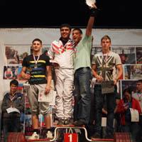 В спортивном центре «Южный» прошёл чемпионат городского округа по пауэрлифтингу