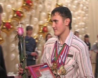 50 лучших студентов и школьников получили титулы