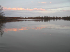 Сильный дождь вызвал подъем рек в Приморье