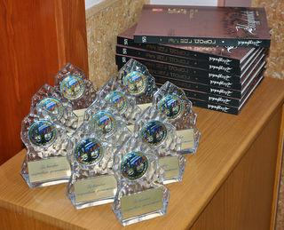 Администрация Уссурийска поздравила бронзовых призеров краевой Спартакиады «Инваспорт-2012»
