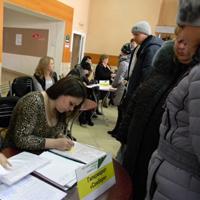 Традиционная ярмарка вакансий прошла в МЦКД «Горизонт»