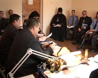 Совет общественности при УВД провёл вторе заседание