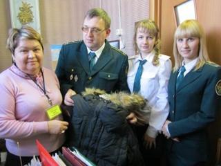 Уссурийская таможня регулярно помогает социальным учреждениям Приморского края