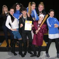 Отборочные игры школьных команд КВН прошли в ЦКД «Искра»
