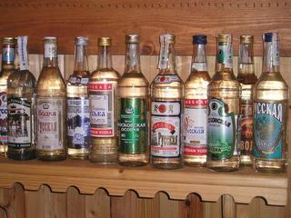 Самая дешевая водка подорожает в России до 170 рублей с 7 января