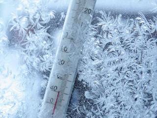 Морозы в Уссурийске по ночам держатся на отметке минус 35