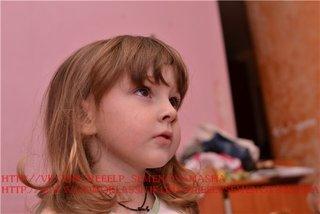 Трёхлетняя Маша Семёнова нуждается в помощи!