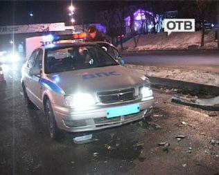 Пьяный автомойщик угнал машину клиента в Уссурийске