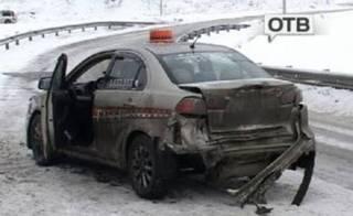 Массовое ДТП произошло на гострассе «Артем - Уссурийск»