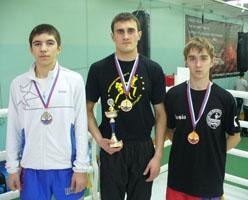 Спортсмены федерации кикбоксинга открыли соревновательный сезон победами