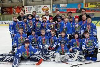 Уссурийская хоккейная команда