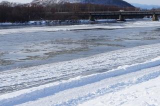 Крупнейшее за последнее десятилетие наводнение ожидается в Приморье весной 2013 года