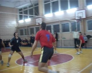 Волейболисты из УГПИ взяли реванш у сборной Михайловки