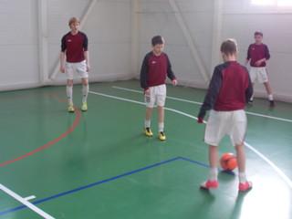 Дальневосточный турнир по мини-футболу среди юношей прошёл в Уссурийске