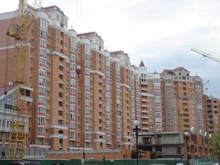 Комплексная жилая застройка ведётся в Уссурийске