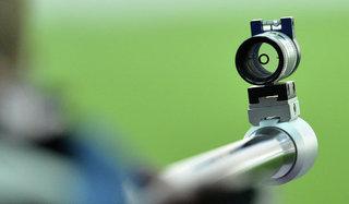 Соревнования по стрельбе из пневматической винтовки прошли в Уссурийске