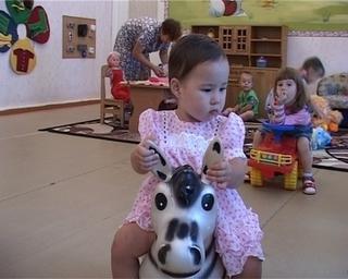 Детские сады посещают 60% дошкольников Уссурийска
