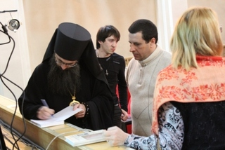 Презентация книги об истории Православия в Приморье состоялась в Школе педагогики в  Уссурийске