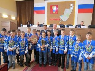 Заседание молодежного собрания депутатов при ЗСПК состоялось в Уссурийске