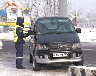Водители выбирают между тонированными стеклами и штрафами