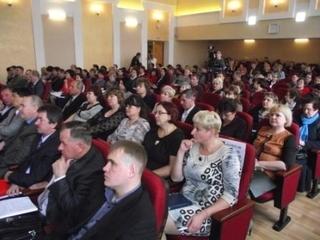 Полицейские отчитались о своей работе в 2012 году на расширенном заседании Думы УГО