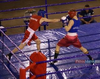 Завершились чемпионат и первенство Приморья по боксу. Фоторепортаж