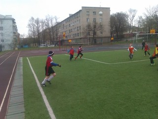 Кубок Победы разыграли юные футболисты в Уссурийске