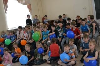 Воспитанники уссурийского детского дома приняли участие в акции «Полицейский дядя Степа»