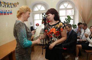 День социального работника отметили в Уссурийске