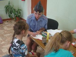 Полицейские Уссурийска подключились к всероссийской акции «Пристегнись!»