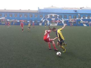 «Мостовик-Приморье -98» во 2 туре Первенства России переиграл «Сахалин»