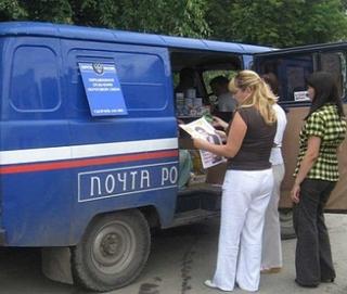 Мобильные почтовые отделения появились в уссурийских сёлах