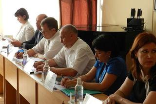 Вице-губернатор принял участие в решении проблем уссурийских предпринимателей