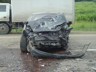 Страшное ДТП со смертельным исходом произошло в Уссурийске