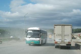 Объездные дороги на трассе М60 под Уссурийском сделали плохими из экономии