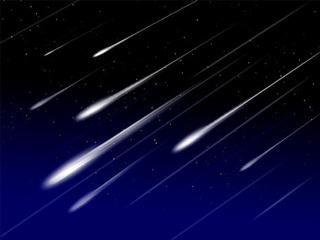 Уссурийцы в ночь на среду могут наблюдать в небе мощный звездопад