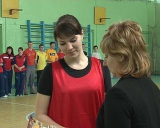 Работающая молодежь из Приморского института железнодорожного транспорта самая спортивная
