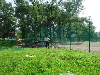 Новая спортивная площадка появится в Уссурийске